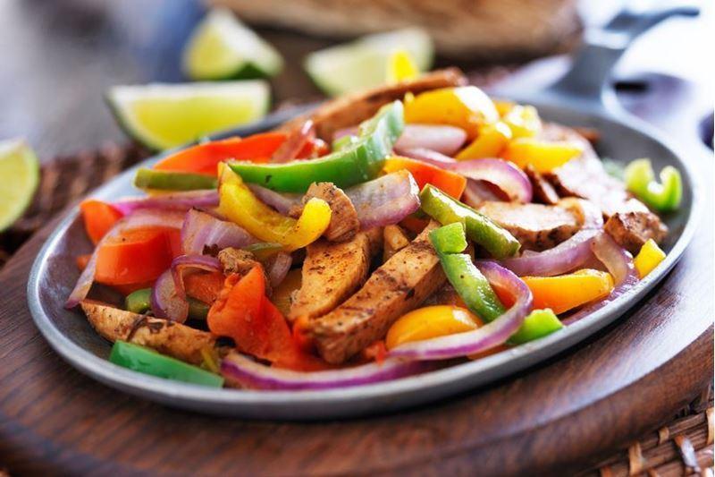 ירקות מוקפצים עם בלסמי