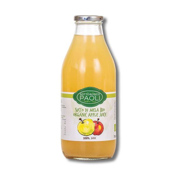 תמונה של מיץ תפוחים אורגני