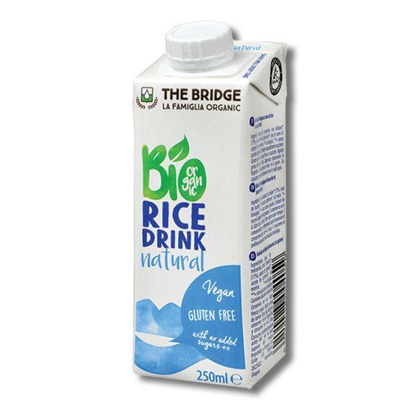 תמונה של משקה אורז אורגני