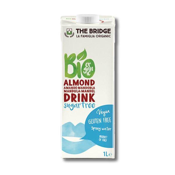 תמונה של משקה שקדים אורגני 3% ללא תוספת סוכר