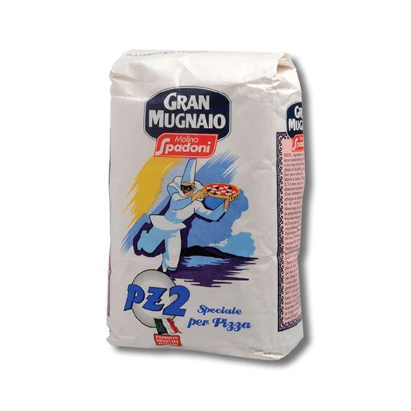 תמונה של קמח לפיצה pz2 (ורוד)