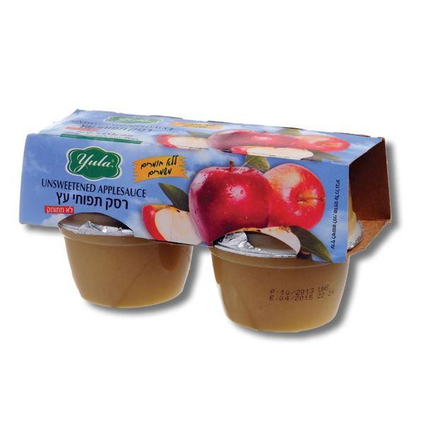 תמונה של רסק תפוחי עץ ללא סוכר