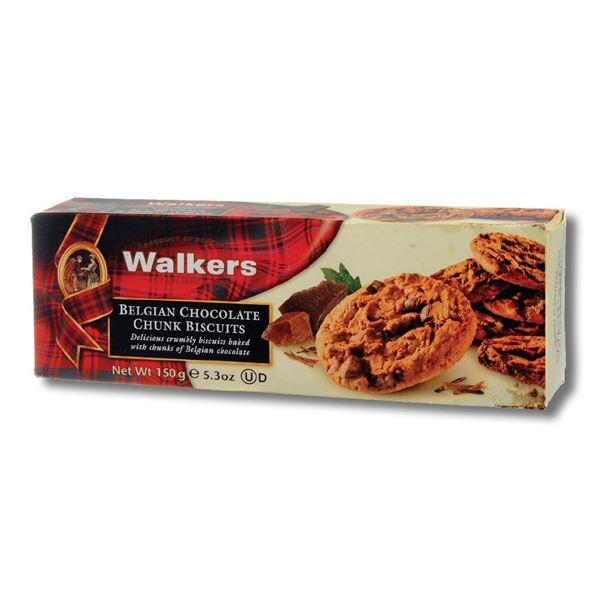 תמונה של ווקרס עוגיות שוקולד צ'יפס בלגי