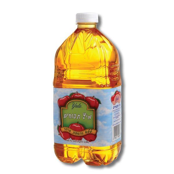 תמונה של מיץ תפוחים ללא סוכר