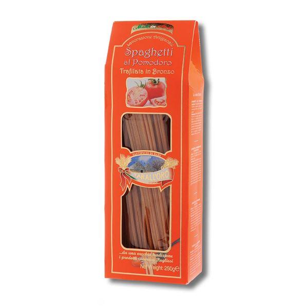 תמונה של ספגטי עגבניות מיובשות