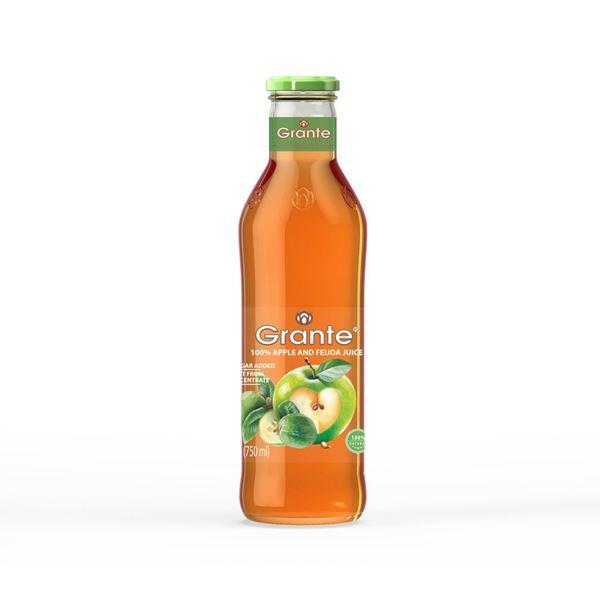 תמונה של מיץ תפוחים ופג'ויה 100% טבעי
