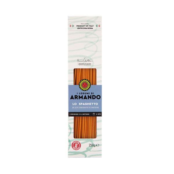 תמונה של ספגטי עדשים אדומות ללא גלוטן